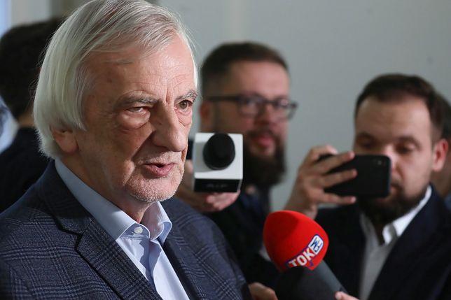 """Ryszard Terlecki przekonuje: społeczeństwo oczekuje radykalnych reform sądownictwa. Mówi o """"planie"""""""