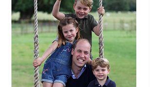 Książę William świętuje swoje urodziny i Dzień Ojca tego samego dnia