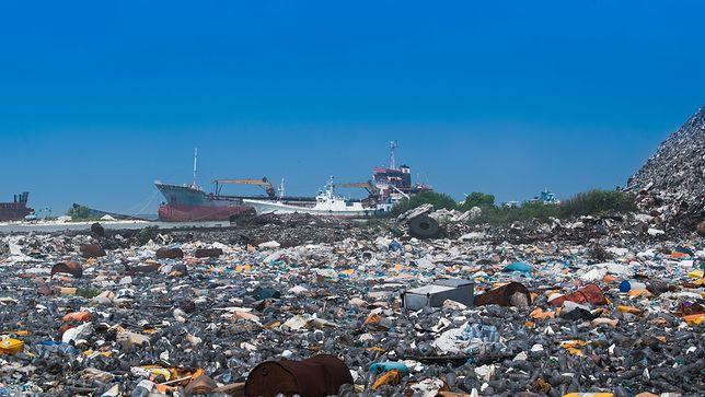 Malediwy mają specjalną wyspę, która jest wysypiskiem śmieci