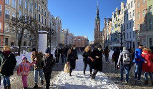 Tłumy turystów w Gdańsku. Wszyscy narzekają na to samo