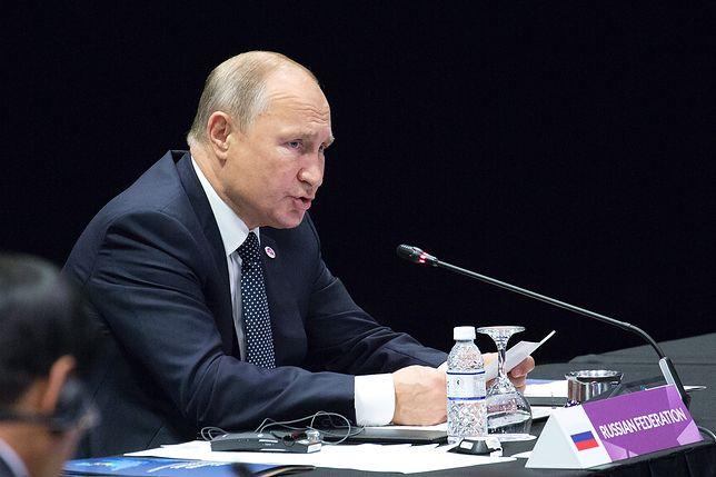 Władimir Putin nie otrzymał od polskich władz zaproszenia na obchody 80. rocznicy wybuchu II wojny światowej