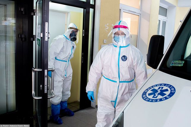 Koronawirus w Polsce. Najnowsze dane z Ministerstwa Zdrowia [21 listopada]