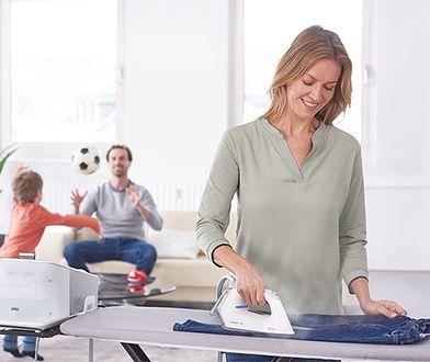 Jakie żelazko dla rodziny z dzieckiem?