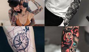 Wzory tatuaży męskich na przedramię