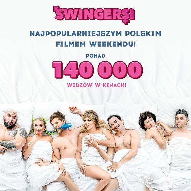 """""""Swingersi"""" podbijają polski box-office"""