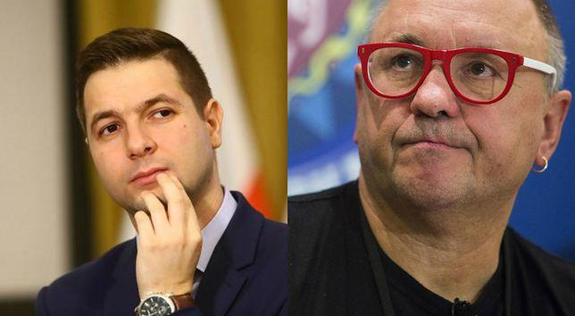 Owsiak żąda przeprosin od wiceministra