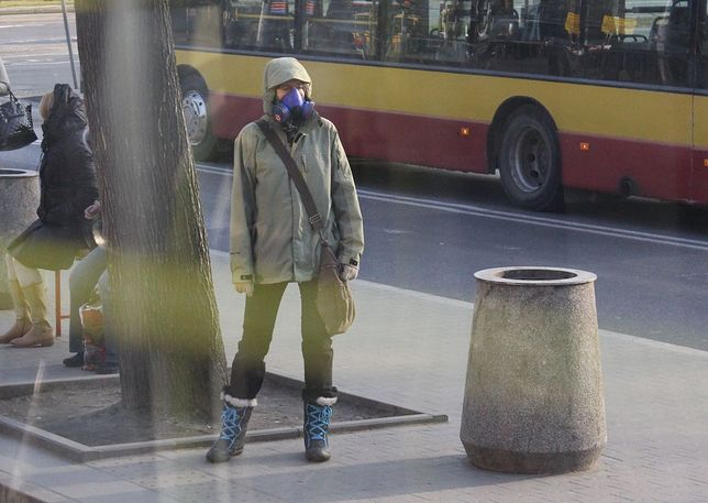 Zobacz, gdzie w Warszawie powietrze truje najbardziej!