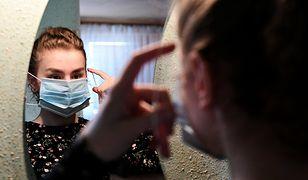 Koronawirus w Polsce. Maski ochronne - jak uniknąć najczęstszych błędów radzi ekspert GIS