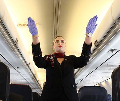 Teraz pasażerowie mogą zajmować tylko 50 proc. miejsc w samolocie. Od 1 lipca się to zmieni
