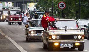 Socjalistyczne samochody ruszą do Włoch