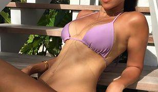 Kourtney Kardashian kusi na Bahamach!
