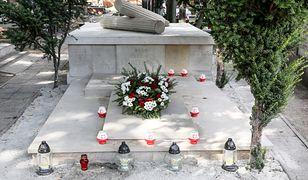 Odnowiony grobowiec rodziny Ścibor-Rylskich