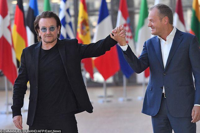 Przecieki ws. szczytu w Katowicach. Wśród gości Merkel, Bono i Di Caprio