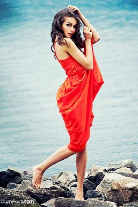 Tajemnicza modelka z Ukrainy