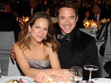 Robert Downey Jr. będzie miał córkę