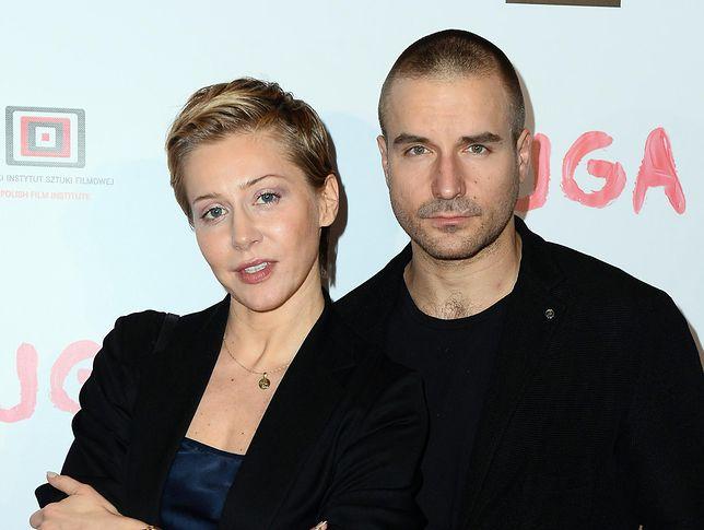 Katarzyna Warnke opublikowała prywatne zdjęcie z mężem
