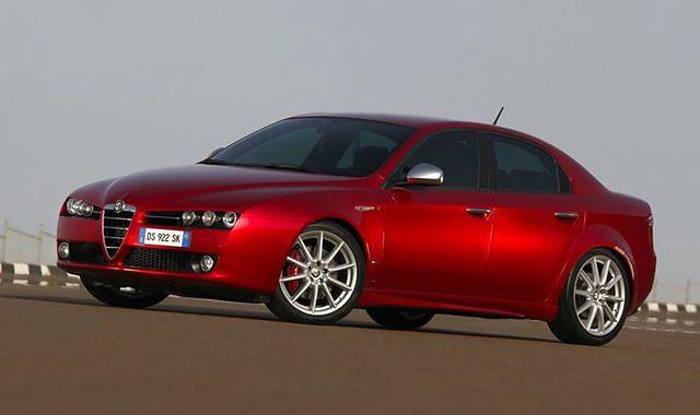 """Alfa Romeo 159: kapryśna """"Włoszka"""" czy dojrzała dama?"""