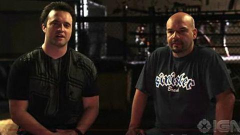 UFC Undisputed 2010 poważnie podchodzi do sieciowych zabaw