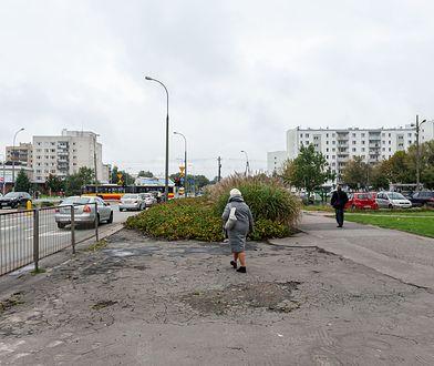 Warszawa. Ulica Wrocławska, fot. Zarząd Dróg Miejskich