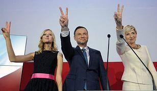 Oficjalne wyniki wyborów: Duda prezydentem