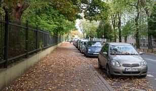 Warszawa. Zmiany na Odyńca, fot. Zarząd Dróg Miejskich
