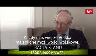 """""""Polska jednym z najsilniejszych członków NATO"""". Malcolm Rifkind w """"Racji stanu"""""""