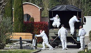 Pandemia koronawirusa potężnym wstrząsem. Świat jest w szoku