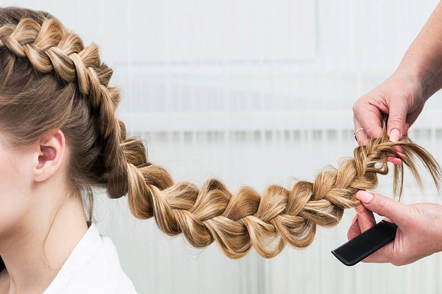 Stylizacja włosów na święta