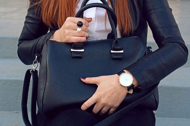 Do ręki i z paskiem - najchętniej wybierane skórzane torebki to te najbardziej uniwersalne