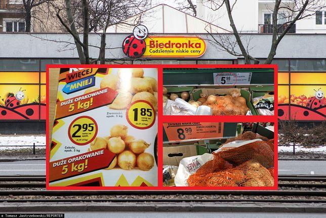 Porównanie cen w Biedronce. Ile kosztowały te same produkty w 2014, a ile musimy za nie zapłacić dziś?