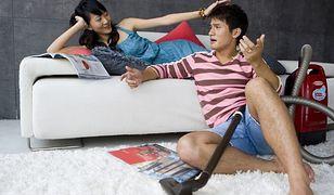 Za dużo pomagasz w domu? Czeka cię rozwód!