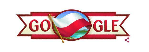 Google Doodle na 11 listopada