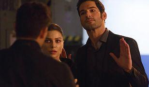 Lucyfer: Jest zwiastun kolejnego sezonu serialu, przejmuje go Netflix