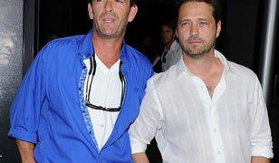 Jason Priestley oddał hołd Luke'owi Perry'emu