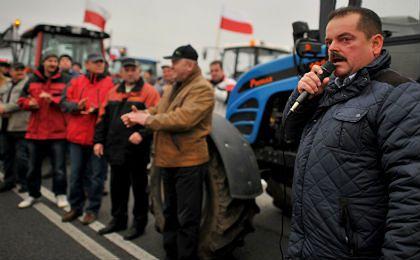 Związkowcy: 19 lutego demonstracja rolników w Warszawie