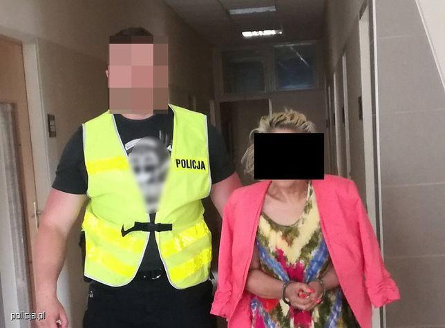 Wpadła oszustka-recydywistka. Poprosiła staruszka o szklankę wody, ukradła mu 30 tys. zł