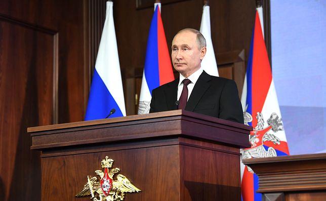 Prezydent Władimir Putin ma mieć nieślubną córkę