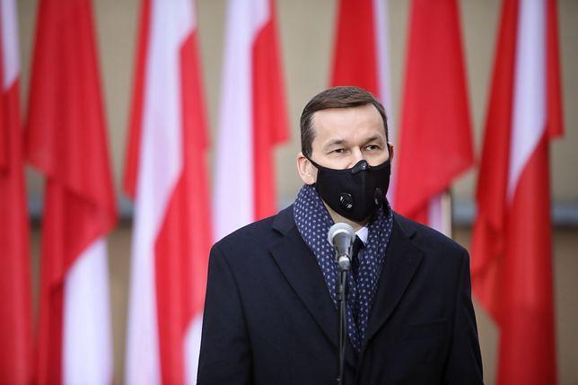 Mateusz Morawiecki wystąpił w filmie Polskiej Fundacji Narodowej