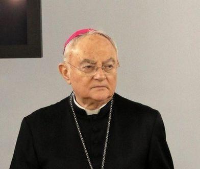 Abp Hoser pojedzie do Medjugorje. Został wysłannikiem papieża