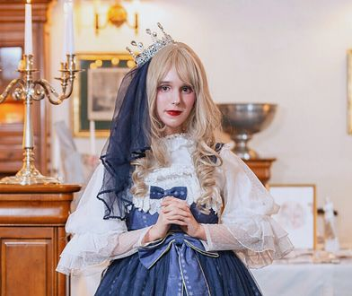 Iga zainteresowała się lolita fashion, gdy zbierała lalki kolekcjonerskie