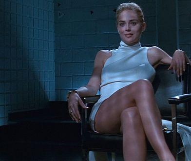 """Ona ciągle ma to """"coś""""! Sharon Stone kręci pupą w rytm popularnej piosenki"""