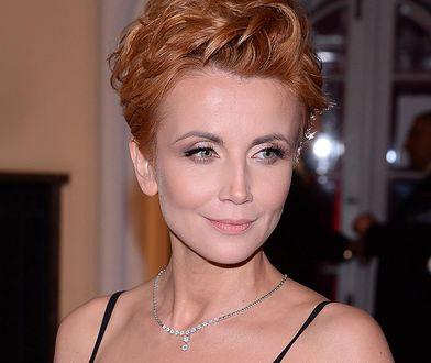 Katarzyna Zielińska promuje picie wody