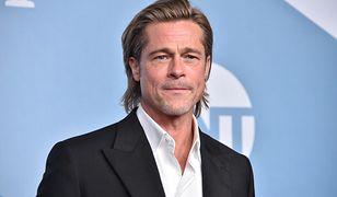 Brad Pitt przeprosił Jennifer Aniston za błędy, które popełnił w ich związku