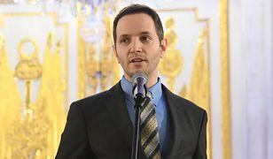 Lekarz Dawid Ciemięga apeluje o rozwagę