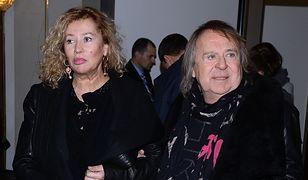 Romuald Lipko i jego żona, Dorota, byli małżeństwem ponad 45 lat