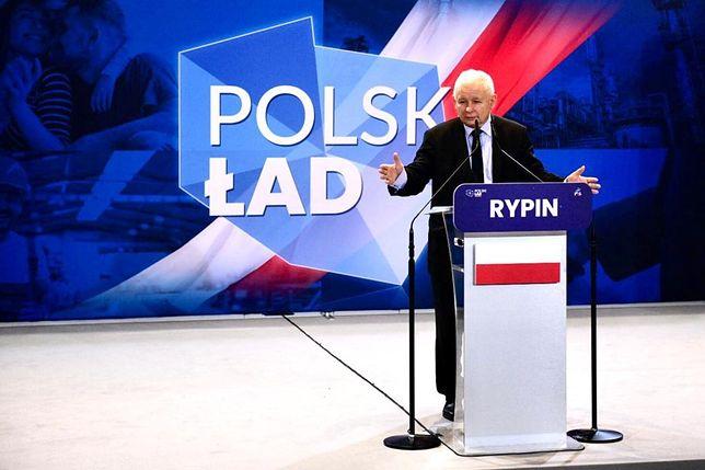 """Ostre słowa Jarosława Kaczyńskiego. """"Nie mamy zamiaru płacić za niemieckie zbrodnie"""""""