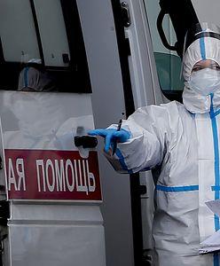 Rosja. Kolejny dzień z rekordami zakażeń koronawirusem