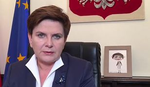 Beata Szydło zareagowała na Twitterze na informacje o zmianie premiera