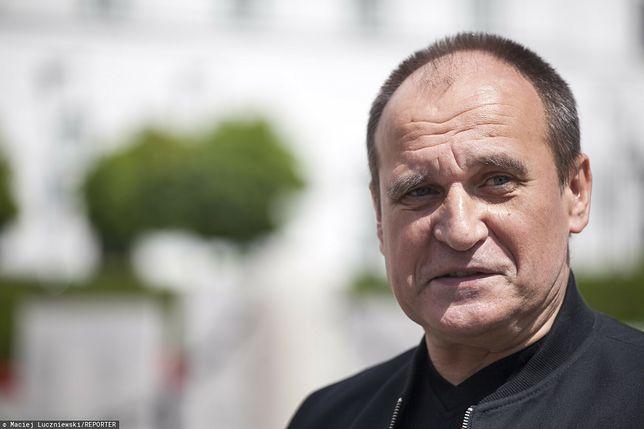 Paweł Kukiz pytany był m.in. o relacje z Jarosławem Kaczyńskim