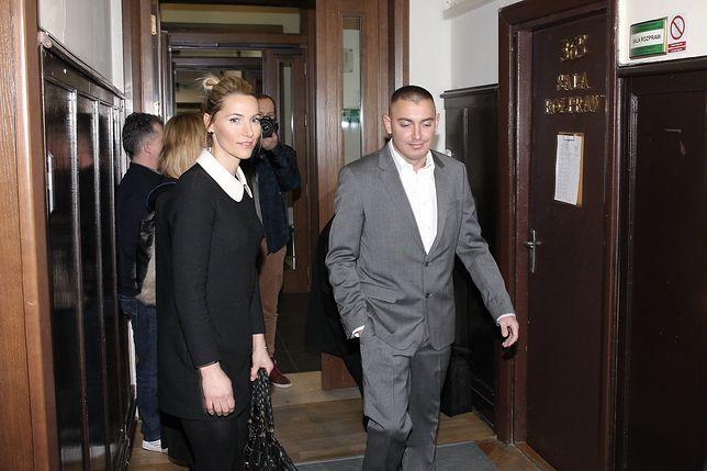 Sylwia Gruchała, Marek Bączek
